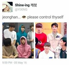 Who said that Jeongcheol is an one sided love
