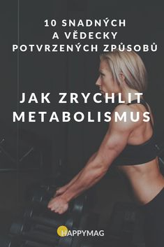 Zrychlete metabolismus a budete se vám hubnout mnohem rychleji! #metabolismus #zdravi #hubnuti #vaha #telo #organismus Flat Tummy, Flat Belly, Simple Life Hacks, Organic Beauty, Metabolism, Healthy Lifestyle, Health Fitness, Victoria Secret, Yoga