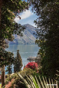 Tremezzo, Villa Carlotta, Lake Como