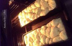 1 kg bruismeel 5 ml bakpoeier 5 ml sout ml anyssaad (opsioneel) 200 g ml) suiker (of tot 300 g vir diegene wat beskuit nogal s… Baking Recipes, Cookie Recipes, Rusk Recipe, All Bran, Butter Cookies Recipe, Tea Cookies, Homemade Biscuits, South African Recipes, Bread Bun