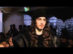 Défilé Jean Paul Gaultier homme, automne-hiver 2012-2013
