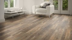 This is THE Floor. Amtico Aged Oak.