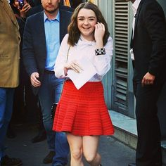 Maisie Williams (Arya Stark)