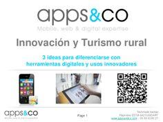 19  Innovación y turismo rural