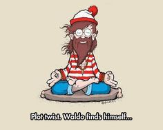 If You Were Wondering What Happened To Waldo