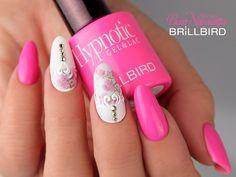 BrillBird Jasmine Nails, Beauty Nails, Nail Colors, Eye Makeup, Nail Design, Beautiful, Style, Art, Makeup Eyes