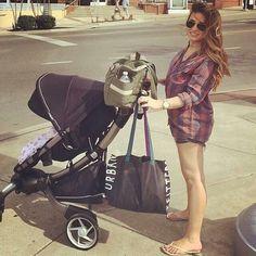 Jessie James Decker: Mommy and daughter day:Baby Vivianne Rose Decker