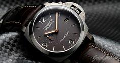 PANERAI (Luminor 1950 3Days Automatic) / Ref.PAM00351 Man Watches, Panerai Watches, Casual Watches, Luxury Watches, Panerai Luminor 1950, Der Gentleman, 3days, Bicycles, Fashion