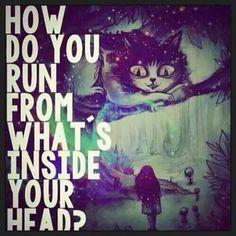 Alice In Wonderland Quotes & Sayings . Alice Quotes, Disney Quotes, True Quotes, Great Quotes, Inspirational Quotes, Qoutes, Quotations, Cheshire Cat Quotes, Citations Film
