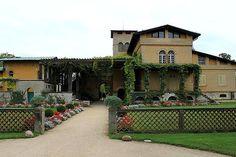Roman Baths in Park Sanssouci, #Germany #park #beautifulplaces