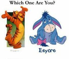¿Eres Tiger o Igor? ¿Eliges tu actitud?