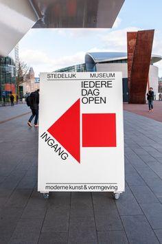 Stedelijk Museum Sign