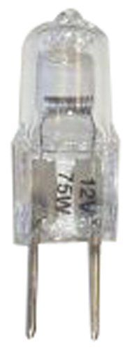 Blackpoint Products MB-JC-75-T4  Halogen lamp by Blackpoint Products. $5.92. 75-watt Bi-Pin Halogen Lamp.