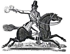 You have probably heard of Dick Turpin, but who was he and what happened to him? Dick Turpin was baptised on 21 September 1705 at Hempstead, Essex. He established himself as a butcher, stealing stock from local farmers. Later, while on the run, he resorted to robbing smugglers who roamed the local coast