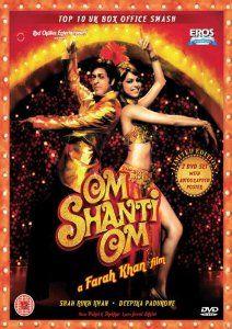 Amazon.com: Om Shanti Om Bollywood DVD With English Subtitles: Shah Rukh Khan, Arjun Rampal, Deepika Padukone, Farah Khan: Movies & TV