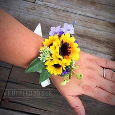 Best Indoor Garden Ideas for 2020 - Modern Lavender Boutonniere, Prom Corsage And Boutonniere, Wrist Corsage, Bridesmaid Bouquet, Wedding Bouquets, Corsages, Boutonnieres, Bridesmaids, Sunflower Corsage
