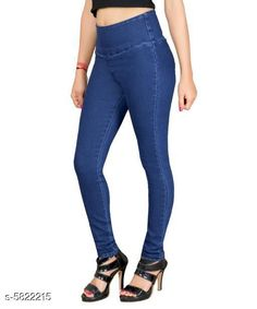 Jeans Latest Denim Women Jeans Fabric: Denim Multipack: 1 Sizes: 34 (Waist Size: 34 in Length Size: 39 in)  36 (Waist Size: 36 in Length Size: 39 in)  38 (Waist Size: 38 in Length Size: 39 in)  28 (Waist Size: 28 in Length Size: 39 in)  40 (Waist Size: 40 in Length Size: 39 in)  30 (Waist Size: 30 in Length Size: 39 in)  32 (Waist Size: 32 in Length Size: 39 in) Country of Origin: India Sizes Available: 28, 30, 32, 34, 36, 38, 40   Catalog Rating: ★4.1 (8507)  Catalog Name: Latest Denim Women Jeans CatalogID_877535 C79-SC1032 Code: 493-5822215-069
