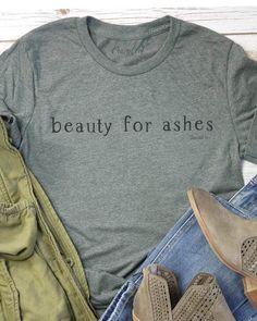 Christian Clothing, Christian Shirts, Christian Apparel, Cute Tshirts, Cool Shirts, Funny Shirts, Cute Shirt Designs, Vinyl Shirts, White Tees