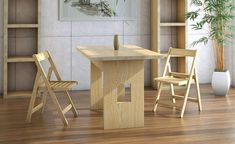 Wooden chairs at a low price
