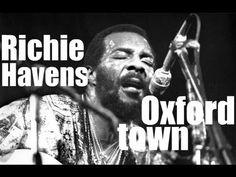 Richie Havens - Oxford town 1972