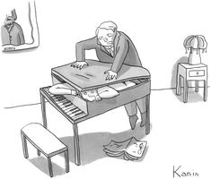 """""""If you have a better idea for making a talking piano I'm all ears."""""""