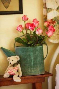 Cuadro Pink Roses II