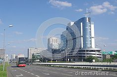 Photo about Street exiting downtown Katowice with new infrastructure of office buildings. Image of city, urban, buildings - 55001520 Poland Street, Office Buildings, In 2015, Willis Tower, Urban, City, Travel, Image, Viajes