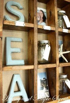 SEA shelf