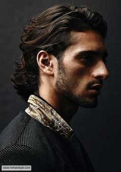 Groovy Hair Care Tips For Men Hairstyles Pinterest Men With Long Hairstyles For Men Maxibearus
