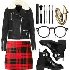 How To Wear School of Rock Outfit Idea 2017 - Fashion Trends Ready To Wear For Plus Size, Curvy Women Over 20, 30, 40, 50