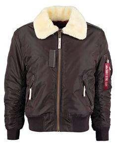 Alpha Industries INJECTTOR III - Bomberjacke - vintage brown für 199,95 €…