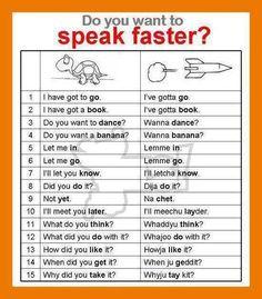 Forum   .   Fluent LandDo You Want to Speak Faster?   Fluent Land