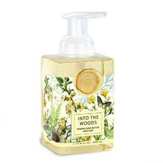 Michel Design Works Foaming Hand Soap - Into the Woods