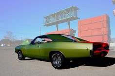 Dodge - 1968 Dodge Charger R/T [Explored] Dodge Muscle Cars, Best Muscle Cars, American Muscle Cars, Dodge Srt, Dodge Challenger, Automobile, 1968 Dodge Charger, Car Man Cave, Roadster