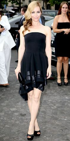 Leslie Mann - Look of the Day - InStyle