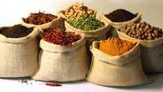 Spices, Indian
