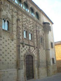 Jaén Baeza Palacio Jabalquinto, universidad antonio machado
