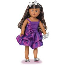 My Life As Party Planner Doll, African American