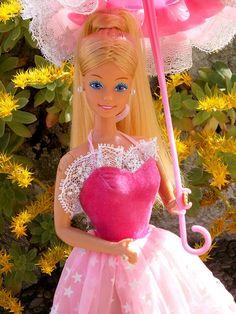 1985 Dream Glow Barbie