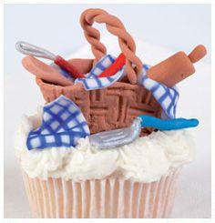 Kitchen Tea Cup Cakes | Huletts Sugar