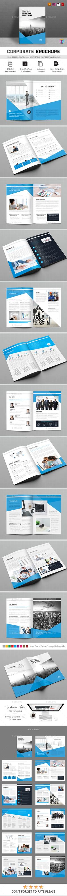 """Check out this @Behance project: """"Brochure"""" https://www.behance.net/gallery/43839011/Brochure"""