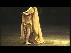 Kazuo Ohno «Dance of de Flounder». Ohno is 89 years old in this performance. - YouTube