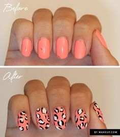 How to Revive Your Existing Manicure with Nail Art