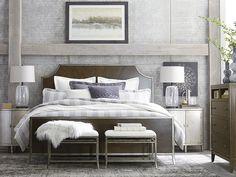 Bassett Furniture - Palisades Panel Bed