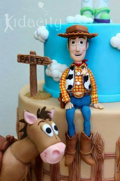 Woody Toy Story Topper