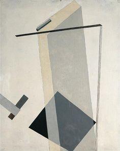 Proun 30 - El Lissitzky