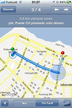 Go Straight Mobile Screenshot, Map, Location Map, Peta, Maps