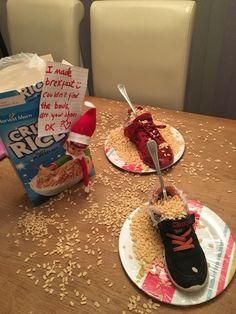 funny elf on the shelf hilarious - funny elf on the shelf hilarious _ funny elf on the shelf hilarious kids _ funny elf on the shelf hilarious boys _ funny elf on the shelf hilarious elves Christmas Elf, All Things Christmas, Christmas Carol, Christmas Ideas, L Elf, Awesome Elf On The Shelf Ideas, Elf On The Shelf Ideas For Toddlers, Elf Auf Dem Regal, Elf Magic