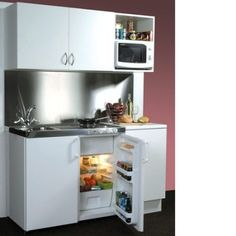 Acme ROE Compact Kitchen with Stainless