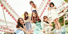 G-Friend, everyone's favorite girl group at the moment, continue to set records and amaze us with their achievements! As you all know--especi… South Korean Girls, Korean Girl Groups, Gfriend Album, G Friend, Aesthetic Photo, Sweet Girls, Pop Group, Korean Singer, Picture Video